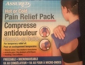 Pain Relief Pack