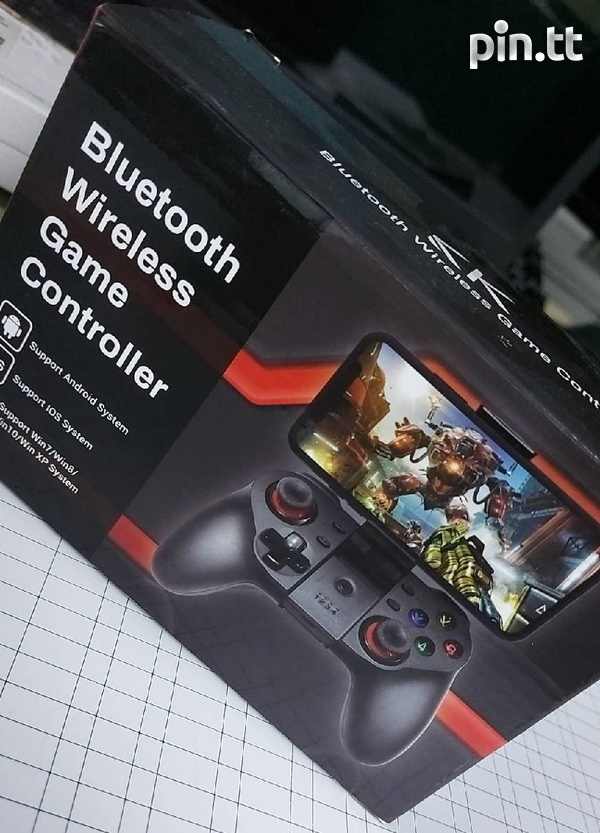 Bluetooth Wireless Game Controller-1