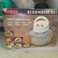Aeromatic Air Fryer Oven