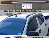 Hilux Revo / Rocco Roof Rails