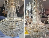 Light Fixtures, rope lights, lamps, parts, panel lights, etc.