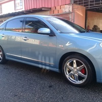 Nissan Sylphy, 2012, PCP