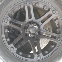 20in Rims and Tyres