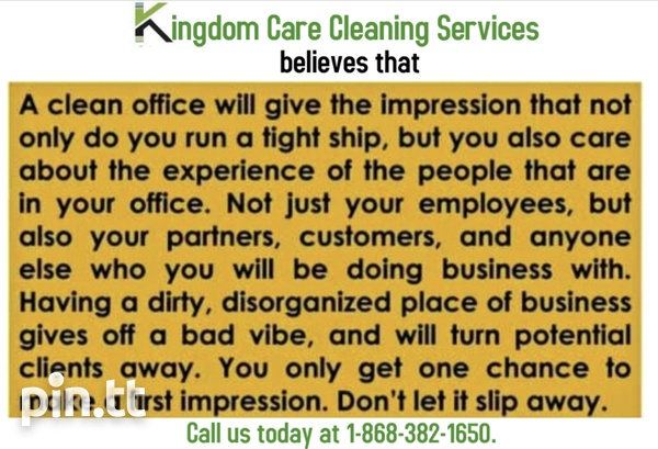 Kingdom Care Cleaning Services-2