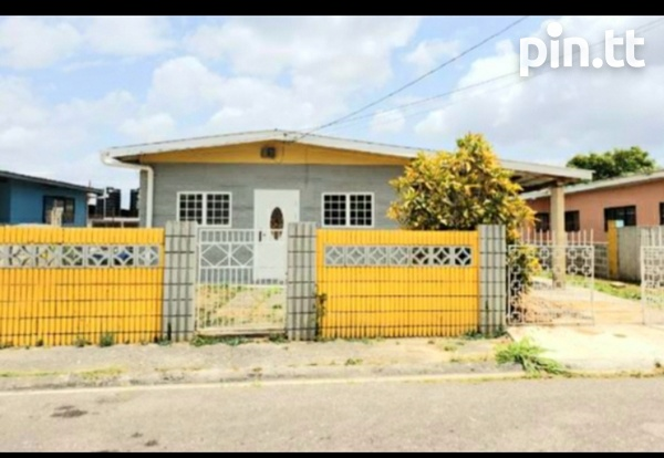 TRINCITY - 2 BEDROOM STAND ALONE HOUSE-1