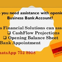 Business Bank Account Services