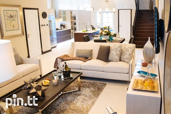 Luxury Townhouses At Château De Chantilly Early Maraval-3