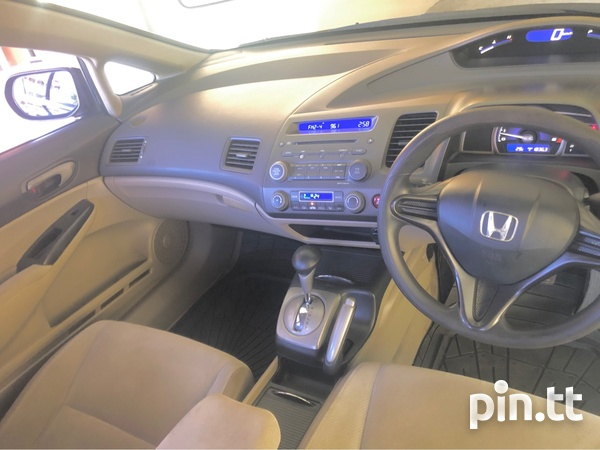 Honda Civic, 2010, PCR-5