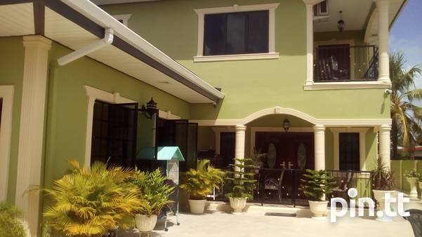 Two Storey House 4 Bedroom Cunupia-1