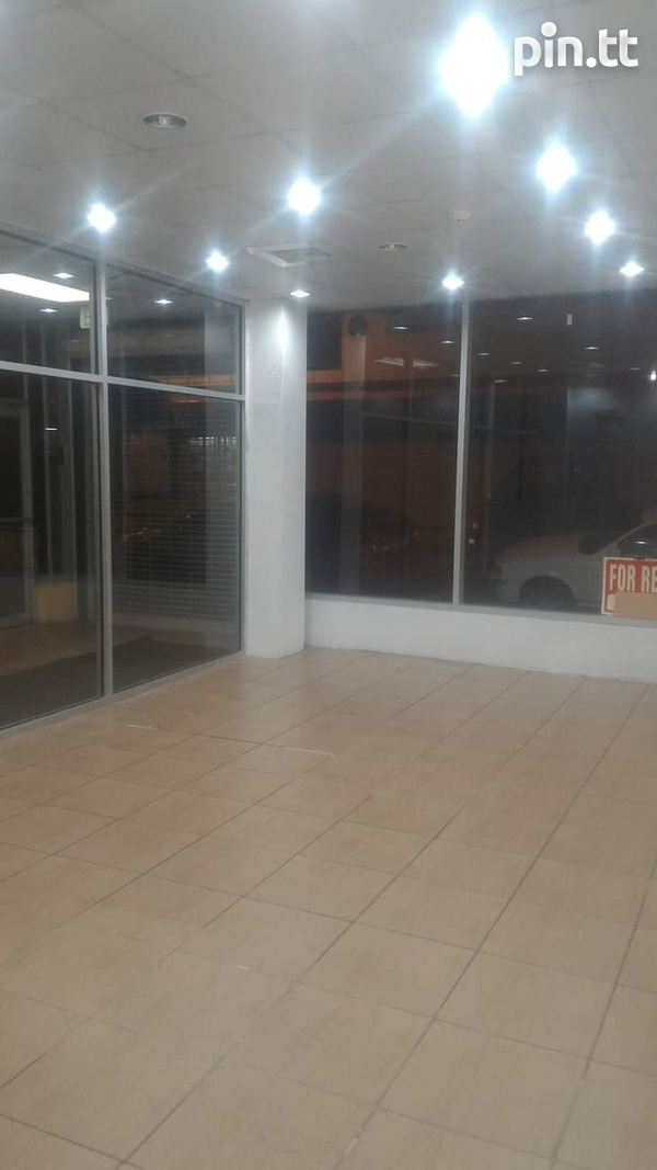 Back on the Market - 2ND Floor Commercial Rental Arima-7