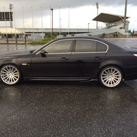 BMW 5-Series, 2009, PDK