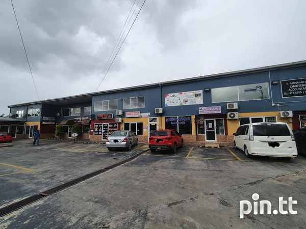 Couva Commercial Space-1