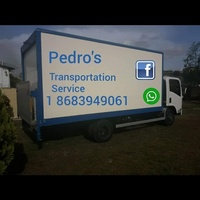 5 ton enclosed Transportation Service