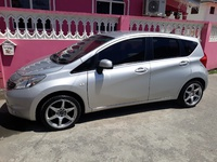 Nissan Note, 2013, PDT