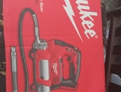 Milwaukee m18 grease gun