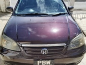 Honda Civic, 2005, PBW