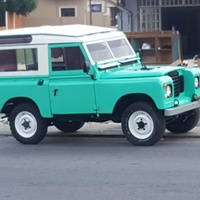 Land Rover Defender, 1979, PY
