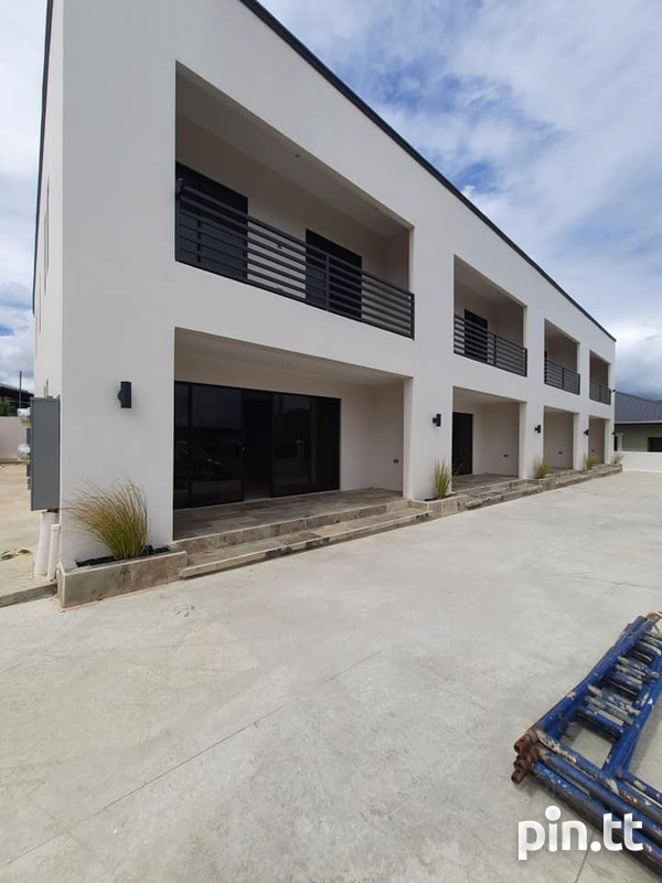 Cunupia Modern Townhouses with 3 Bedroom-1