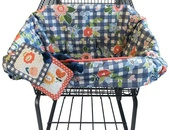 Trolley and high chair cover