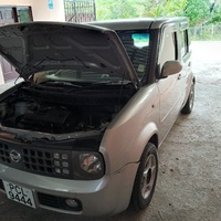 Nissan Cube, 2001, PCL
