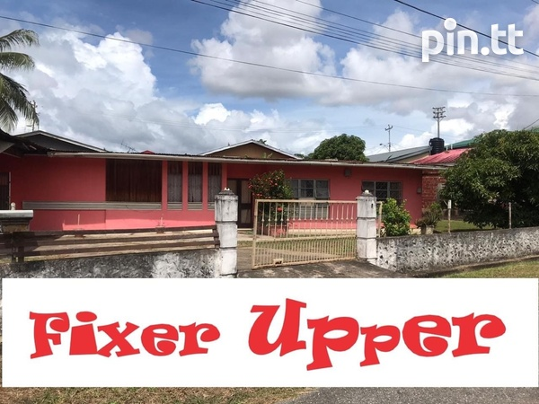 3 Bedroom Valsayn South Fixer Upper