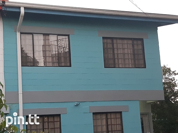 Chaguanas 3 bedroom 2 bath townhouse-1