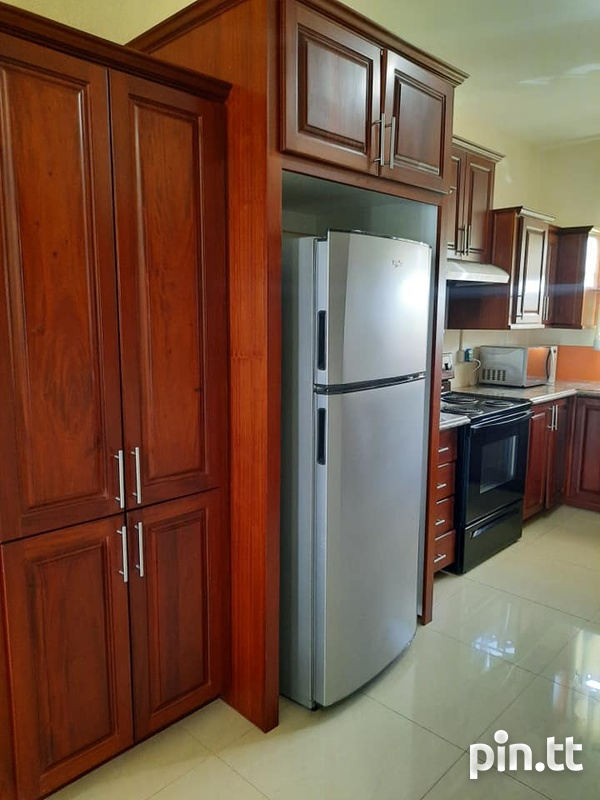 Savannah Drive Trincity Furnished 2 Bedroom Upstairs Apartment-11