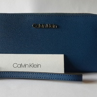 Calvin Klein zip around wallet/wristlet