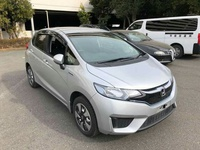 Honda Fit, 2015, RORO