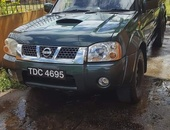 Nissan Frontier, 2002, TDC
