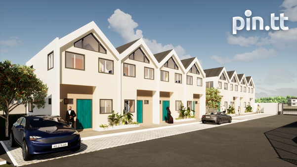 Townhouses at Soleil Residences, D'Abadie - Pre-Construction Rates-1
