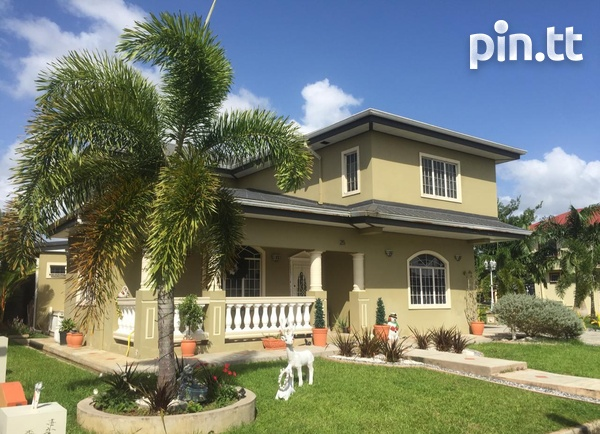 Palm View Gardens Freeport - 4 Bedroom, 3.5 Bath House Unfurnished-1