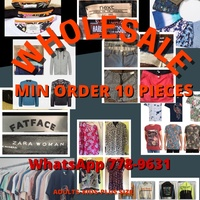 WHOLESALE CLEARANCE