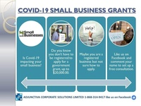Covid Small Business Government Grants