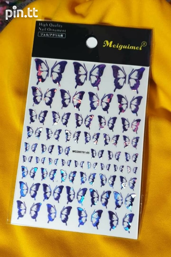Nail stickers-5