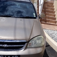 Chevrolet Optra, 2006, PCF