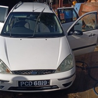Ford Focus, 2009, PCD
