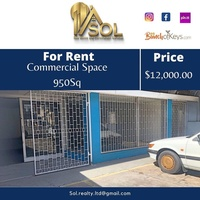 Commercial Space - Southern Main Road, Couva
