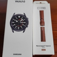 Samsung Galaxy Watch 3 with Extras