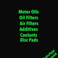 Motor Oils, Air Filters, Oil Filters, Disc Pads & Much More