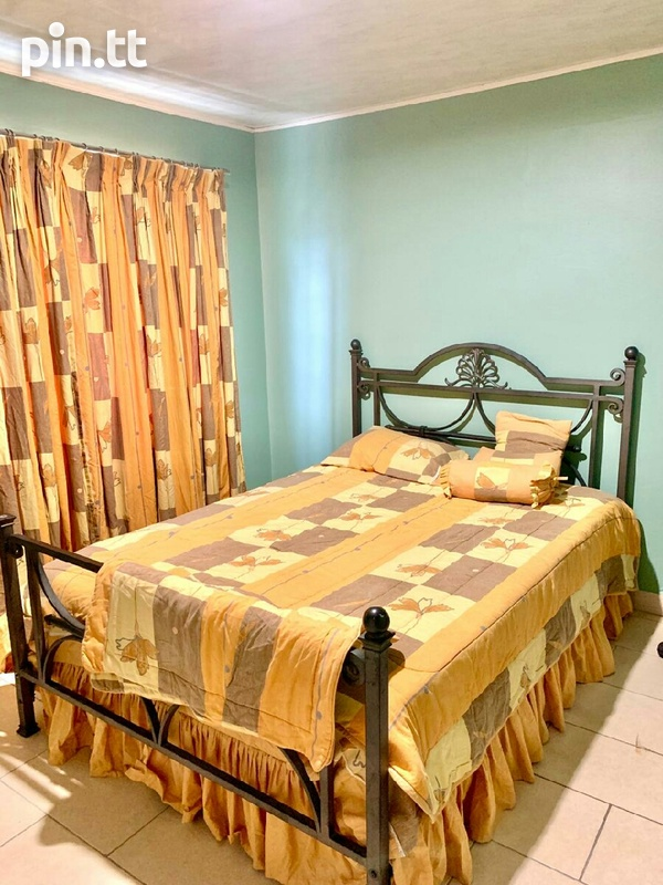 Fully Furnished 2 Bedroom Townhouse W/Pool, Valsayn South-5