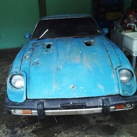 280 z shell only